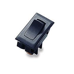 Gardner Bender Appliance Rocker Switch SPST 16A 125VAC O/F; 1/Cd