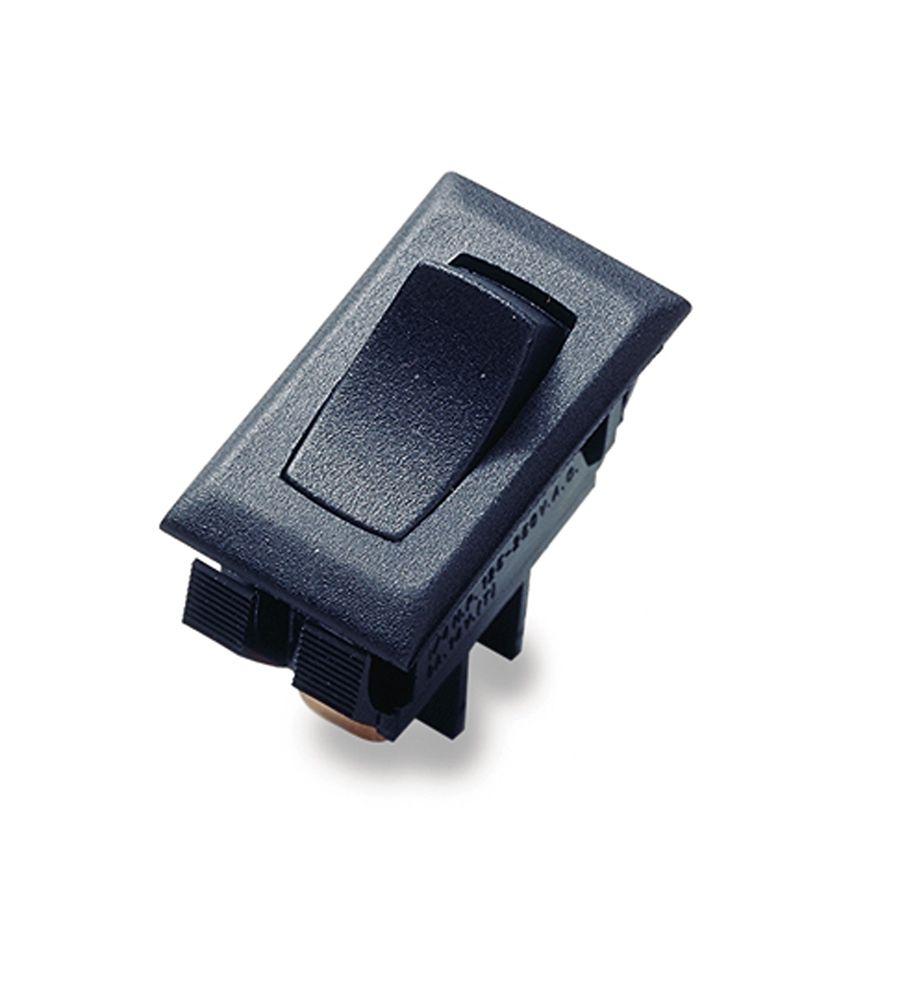 Interrupteur à bascule O/F unipolaire et unidirectionnel de 16A/125V c.a. pour appareil ménager