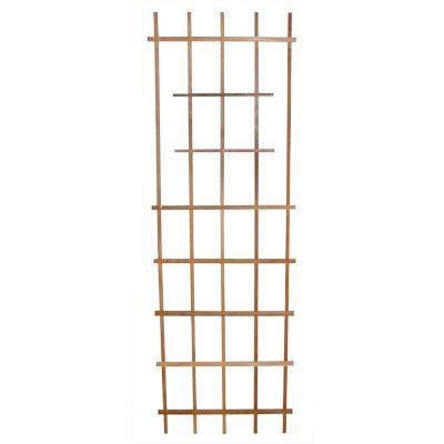 72Inch Cedar Ladder Trellis