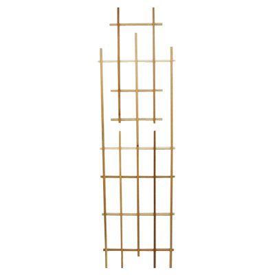 84Inch Cedar Ladder Trellis
