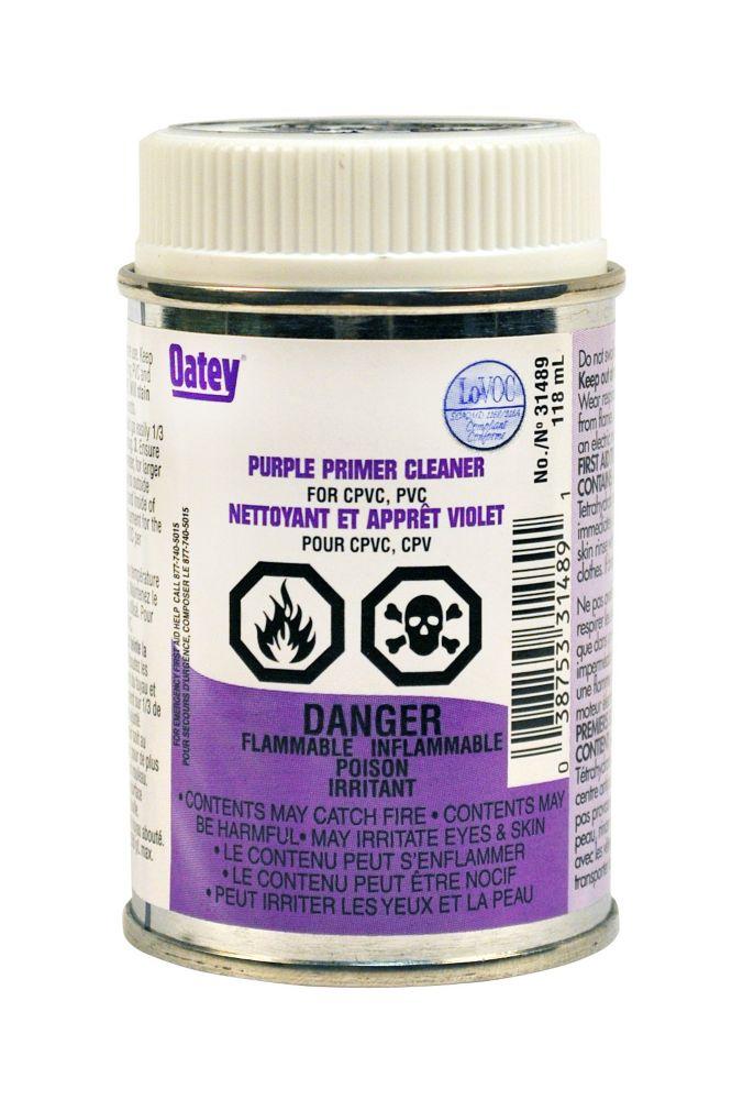 118 Ml Purple Primer/Cleaner (C)