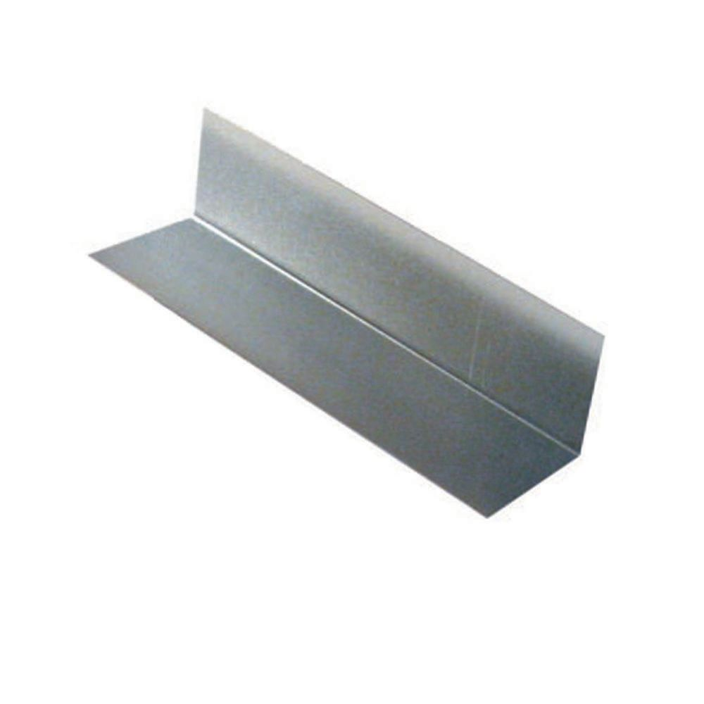 Flashing Step, 3 x 4 x 10.5 In. - Galvanized