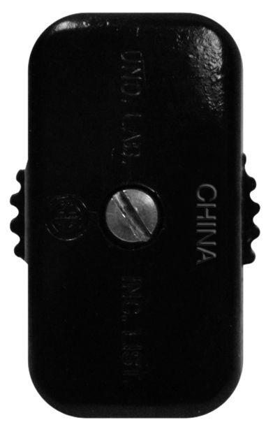 Feedthru Switch Mini, Brown
