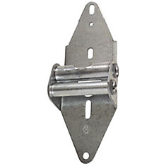 No. 2 Galvanized Steel Hinge for Garage Door