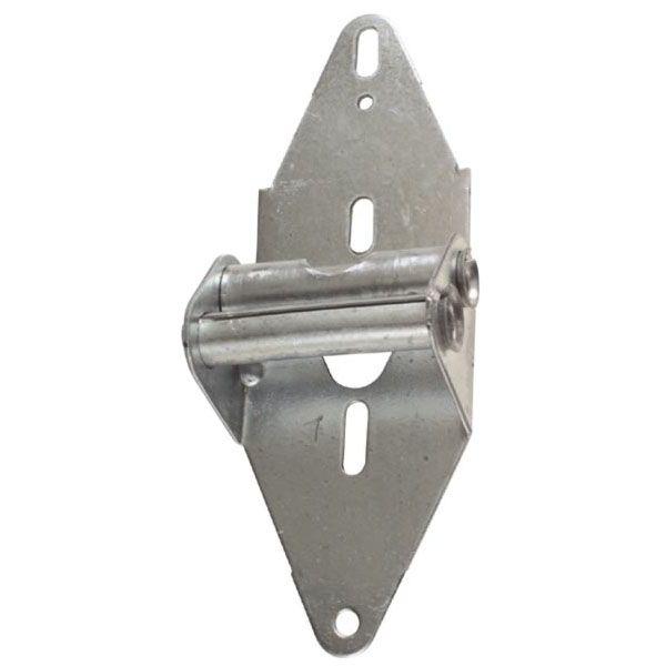 Ideal Security No. 3 Galvanized Steel Hinge for Garage Door