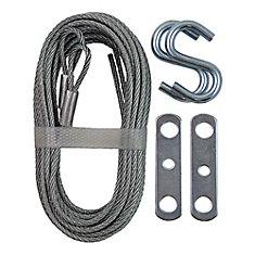 Galvanized Steel Garage Door Extension Cable