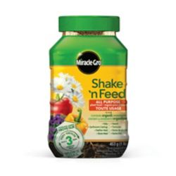 Miracle-Gro Shake N Feed All Purpose Plant Food 12-4-8 453G