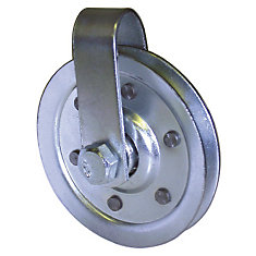 3-inch Steel Pulley for Garage Door