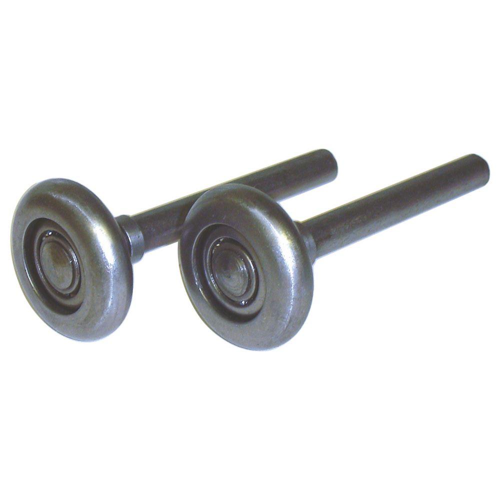 Ideal Security 1 7 8 Inch Steel Rollers For Garage Door 2