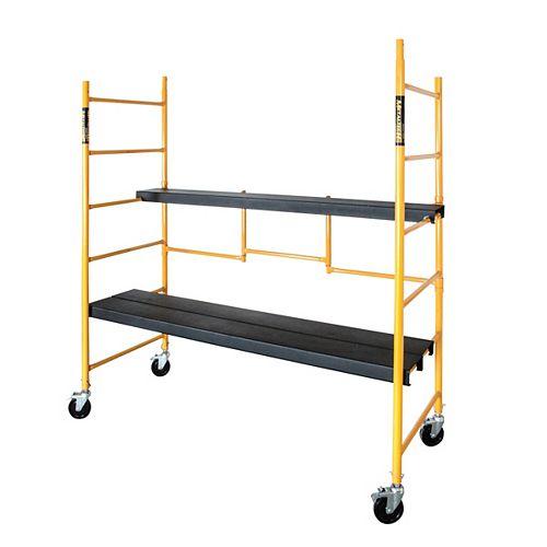Metaltech Maxi Round Scaffold / Contractor Series / 700 Lbs.