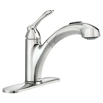 plumbing handle lavatory standard drain supply with product centerset moen chateau chrome single faucet