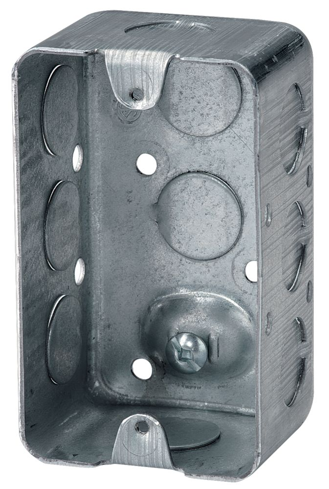 Utility Box 2-3/8 In. Wide 1-7/8 In.