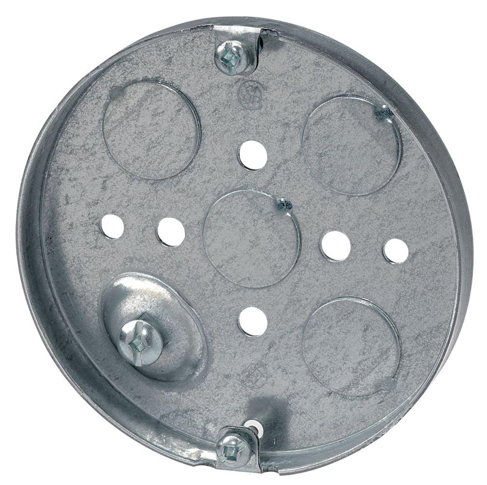 Ceiling Pan 1/2 In. Deep KO