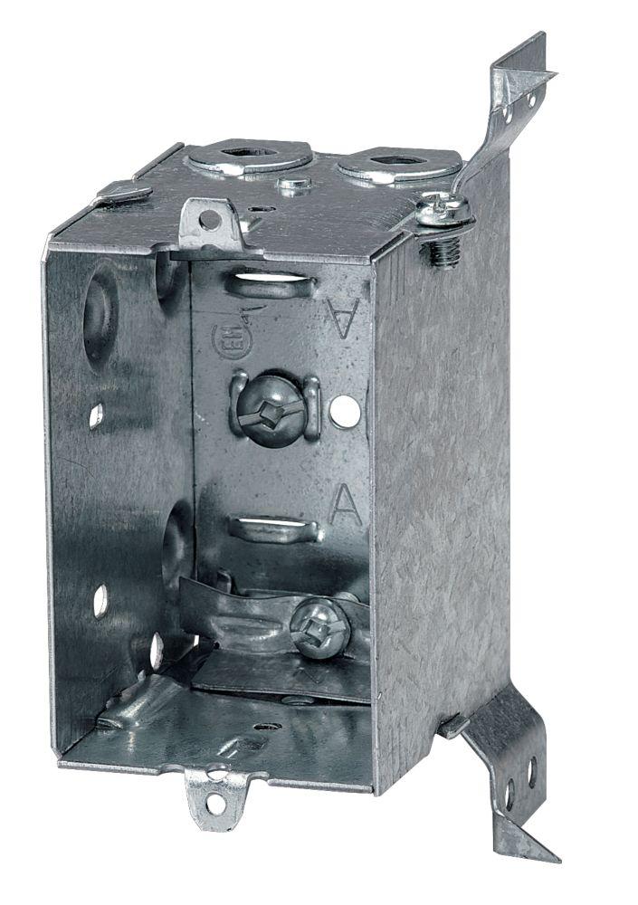 Device Box 2-1/2 In. Deep Loomex/Bx