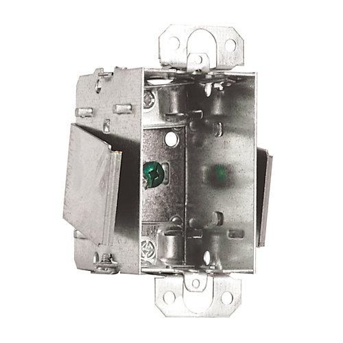 Rework Device Box, 2- 1/2 In. Deep, NMD/BX
