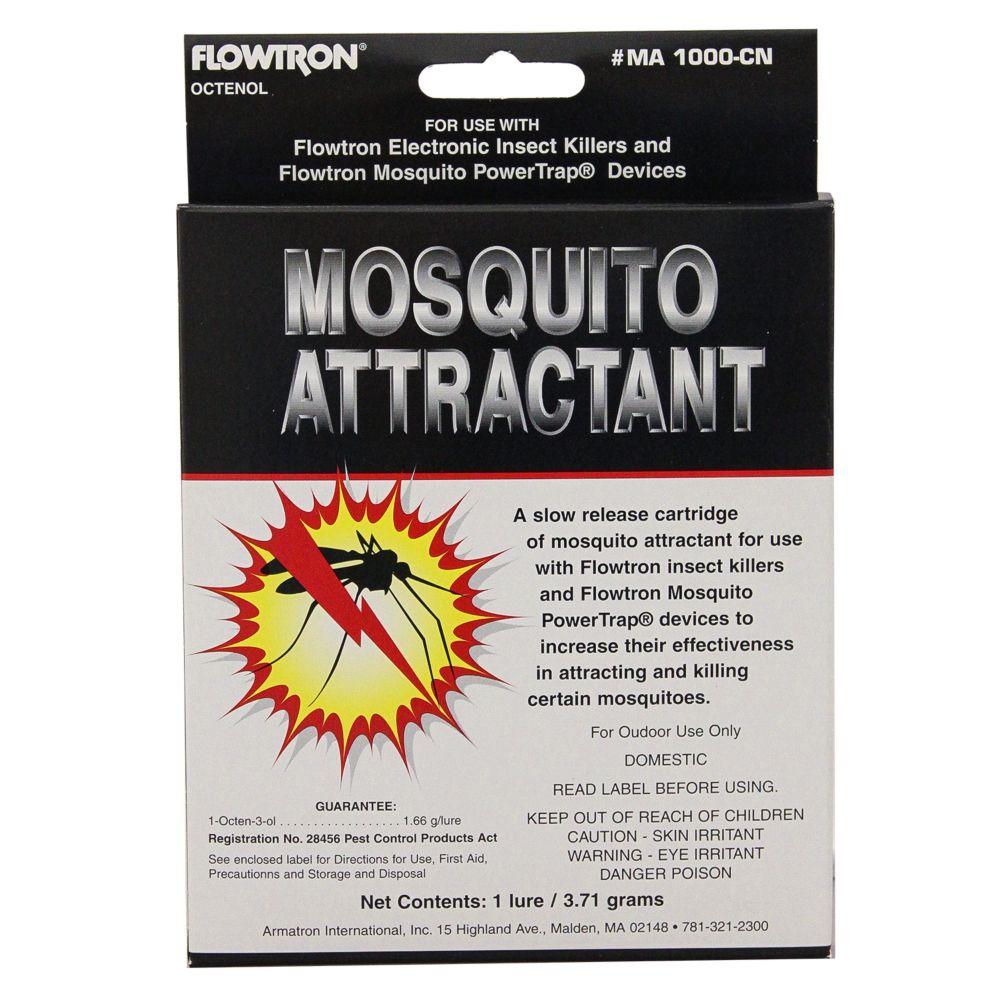 Appât d'octenol pour moustiques et insectes piquants