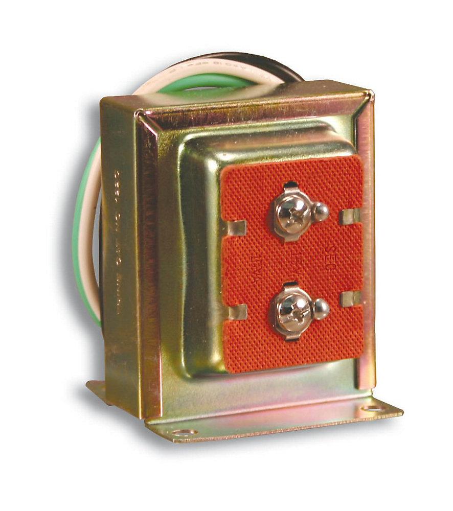 Lock Nut Type Wired Door Chime Transformer