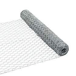 Peak Products Hex Wire Netting 24 inches x 25 feet - 1 inch