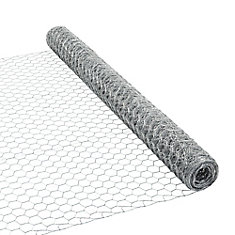 Hex Wire Netting 36 inches x 25 feet - 1 inch