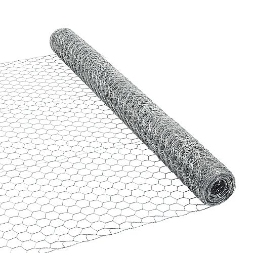 Peak Products Hex Wire Netting 36 inches x 25 feet - 1 inch