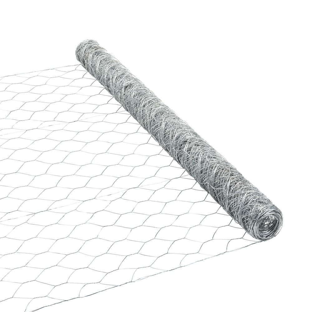 Hex Wire Netting 36 inches x 25 feet - 2 inches