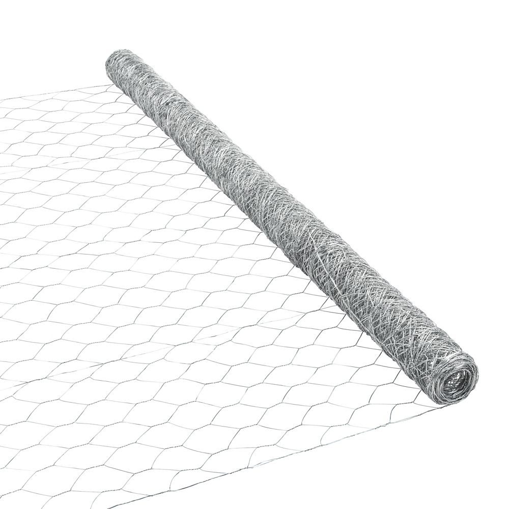 Hex Wire Netting 48 inches x 25 feet - 2 inches