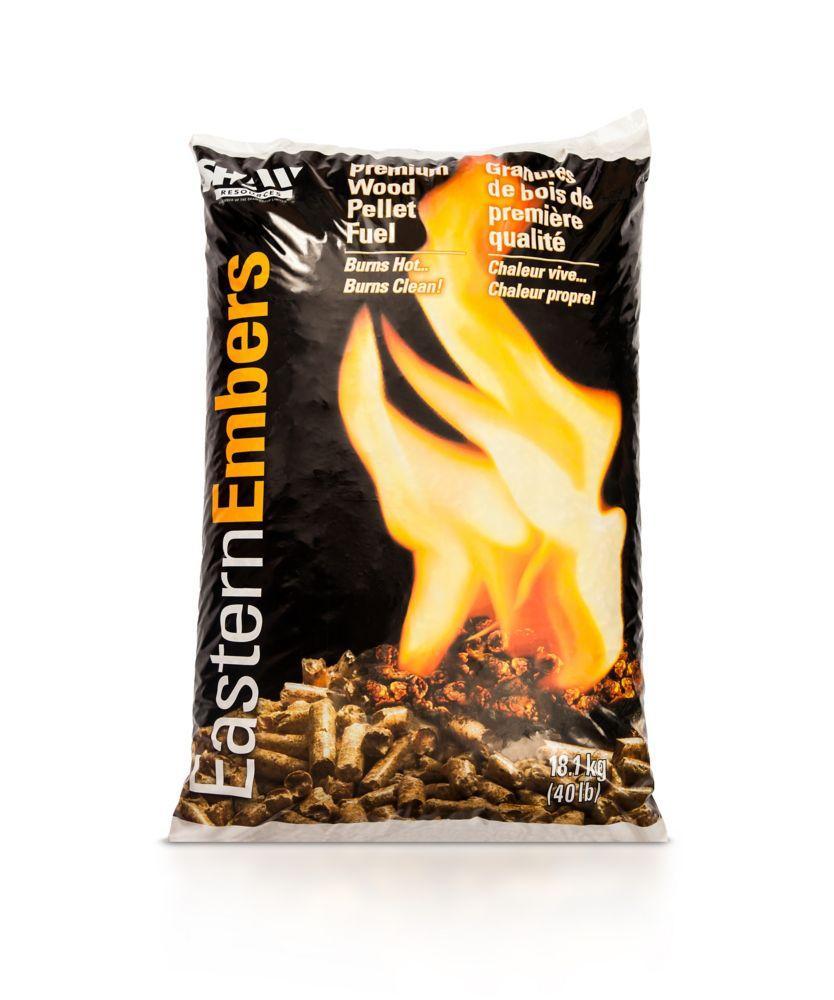 Premium Wood Pellet Fuel