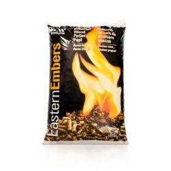 Eastern Embers Premium Wood Pellet Fuel
