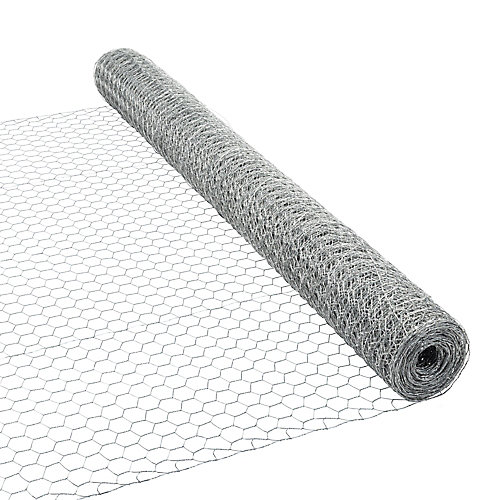Hex Wire Netting 48 inches x 50 feet - 1 inch