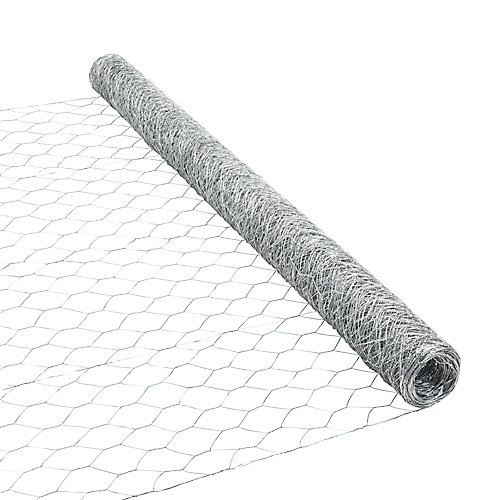 Hex Wire Netting 48 inches x 50 feet - 2 inches