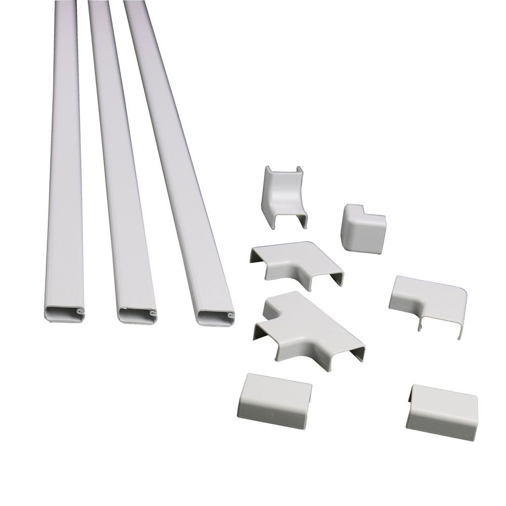 Plastic CordMate II Kit White