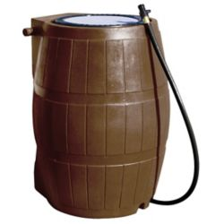 Forest City Models RC 4000 Rain Barrel Flat Back