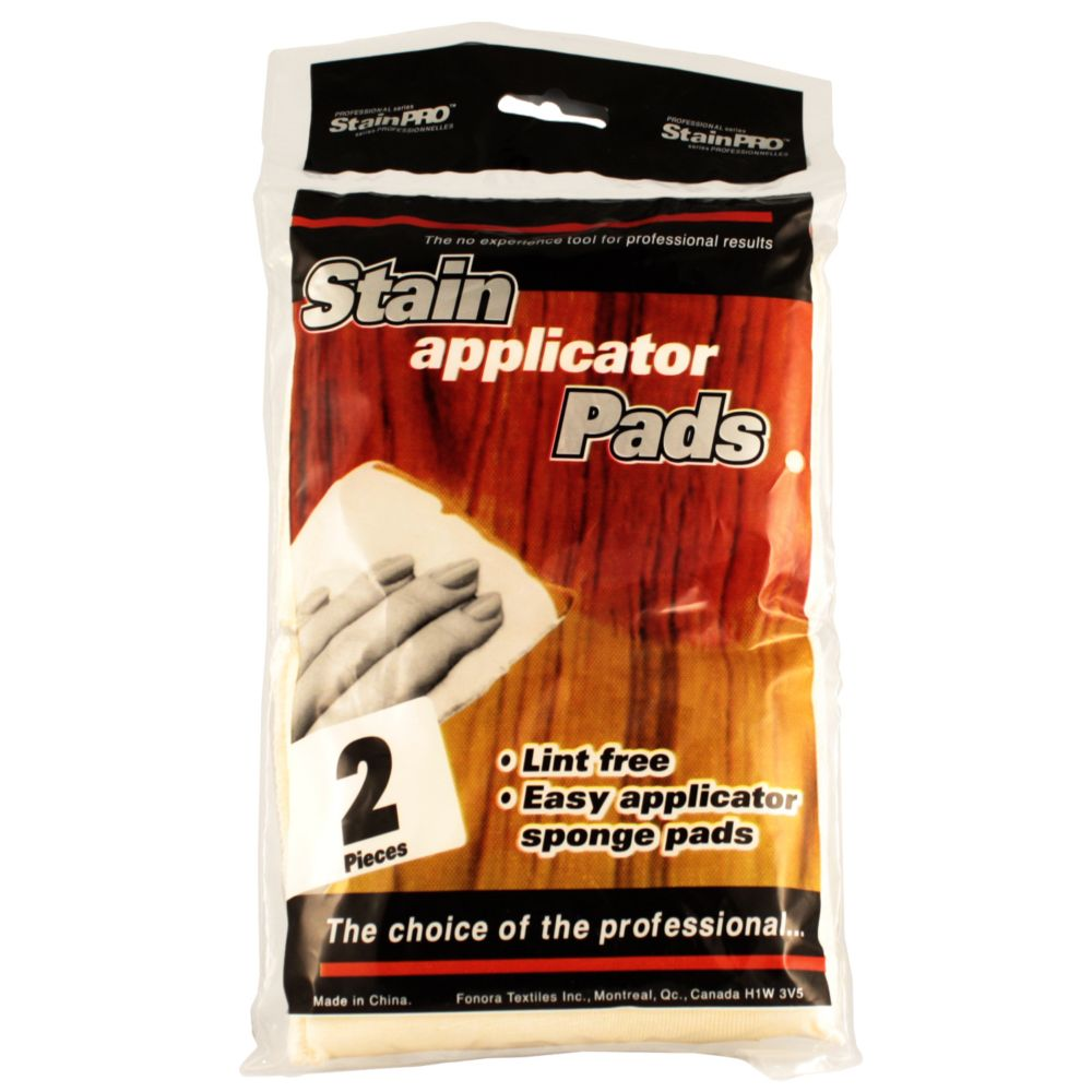 Stain Applicator Pads (2pk)