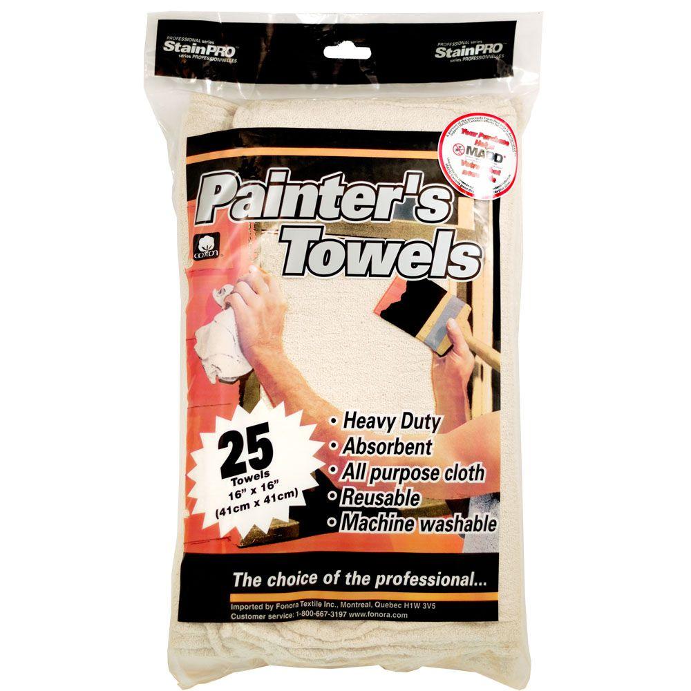 Painter's towels 25 pcs