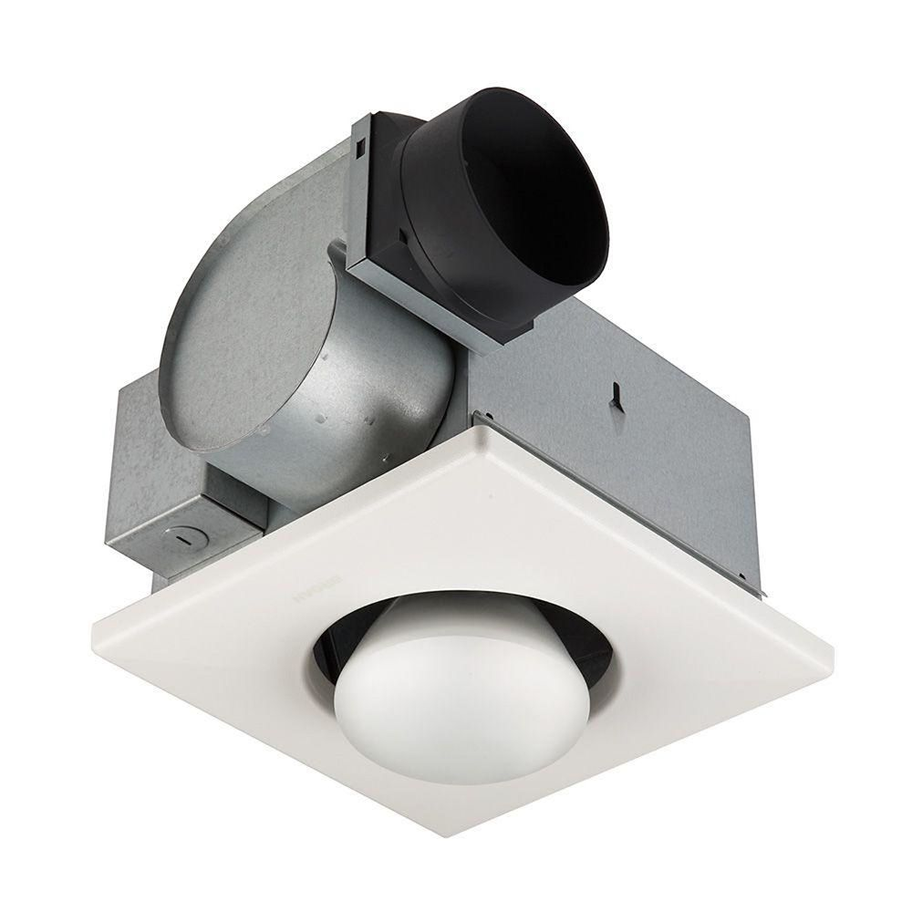 One Bulb Heat-A-Vent Fan - 70 CFM
