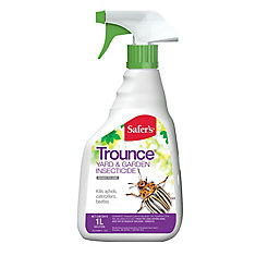 Trounce Yard & Garden Insecticide 1L Ready-to-Use
