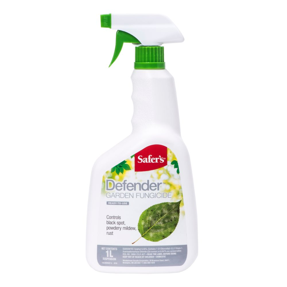 Safers Defender Garden Fungicide 1L Ready-to-Use