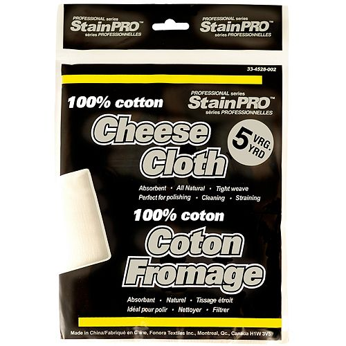 Stain Pro Cheese Cloth (5 yrd.)