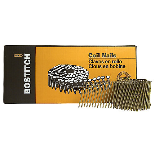 Coil Ardox Galvanized Nail -  3 1/4 In.