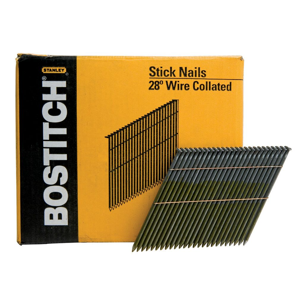 Common Stick Nail  - 3 1/2 In.