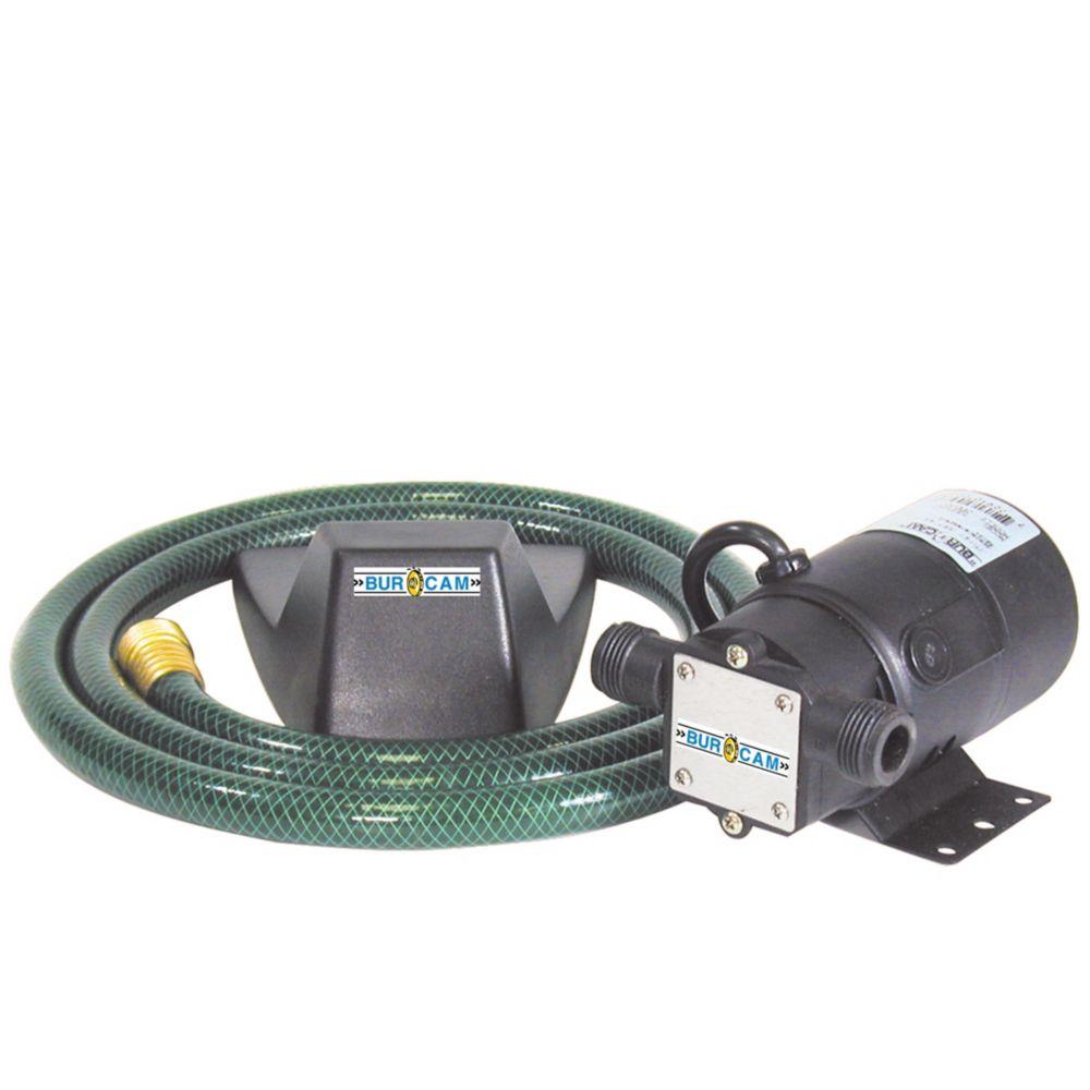 Pompe D'Utilite Minivac 120V 1/12Cv Avec Accessoires