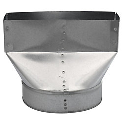 Imperial 4x10x 4 Inch Universal Boot Straight