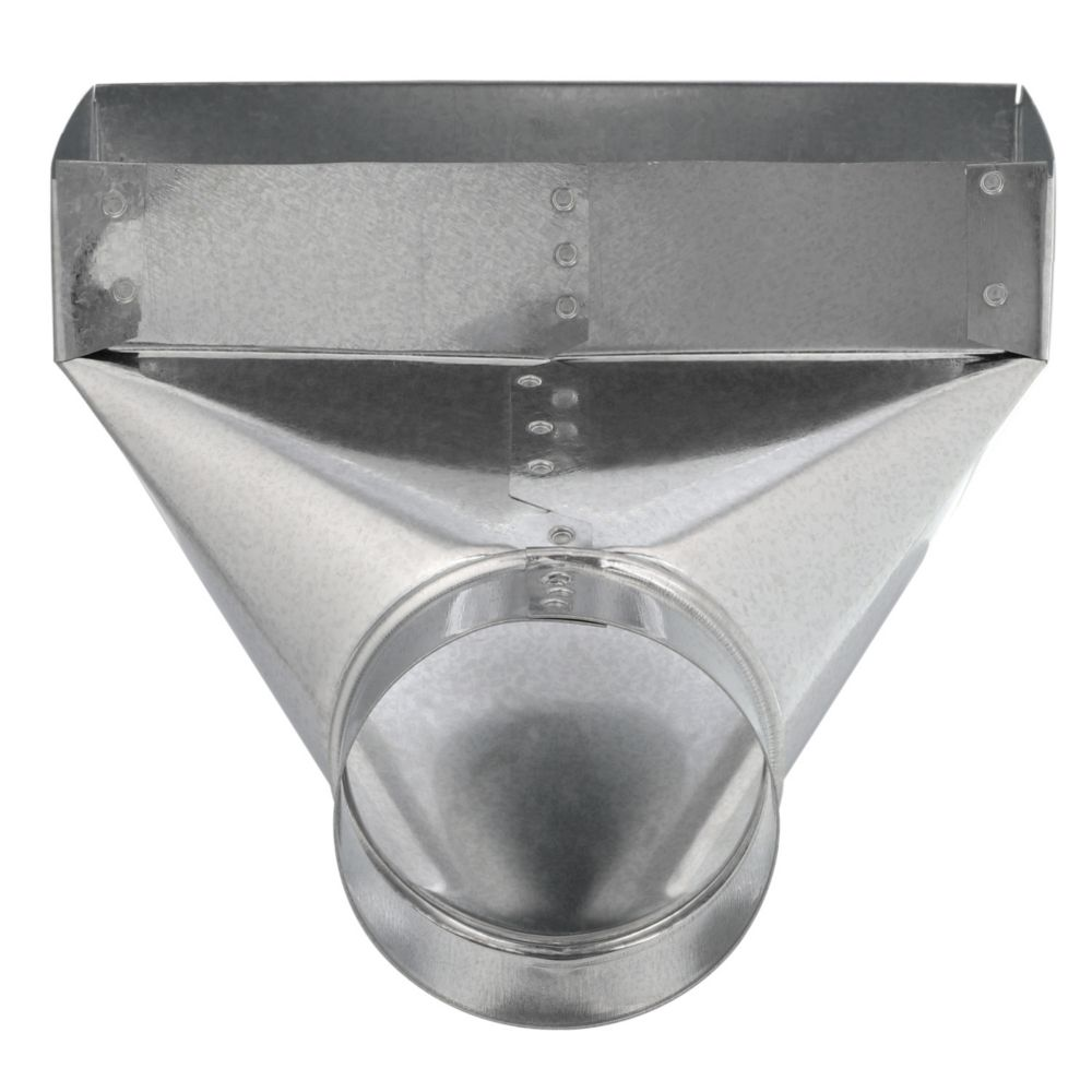 Imperial 3 1/4x10x5 Angle Boot 90 Degree