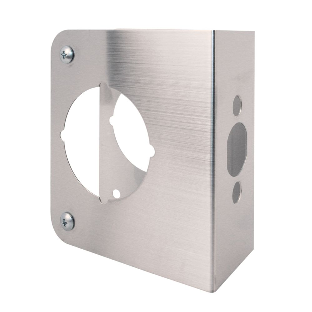 Prime Line 4 In Stainless Steel Door Guard The Home