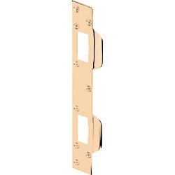 Prime-Line Gâche de porte  avec trou centré de 5 ½ po