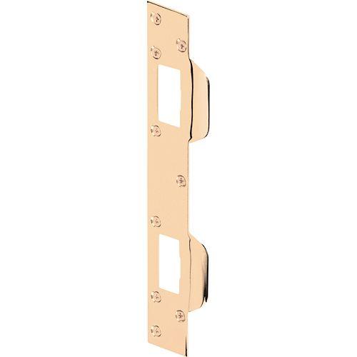Prime-Line 5 1/2-inch Hole Centered Door Strike