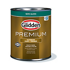 CIL Premium Exterior Semi-Gloss Medium Base 900 mL
