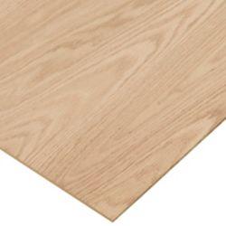PureBond FF VC 1/4-inch. x 4 Feet. x 8 Feet. Purebond Red Oak