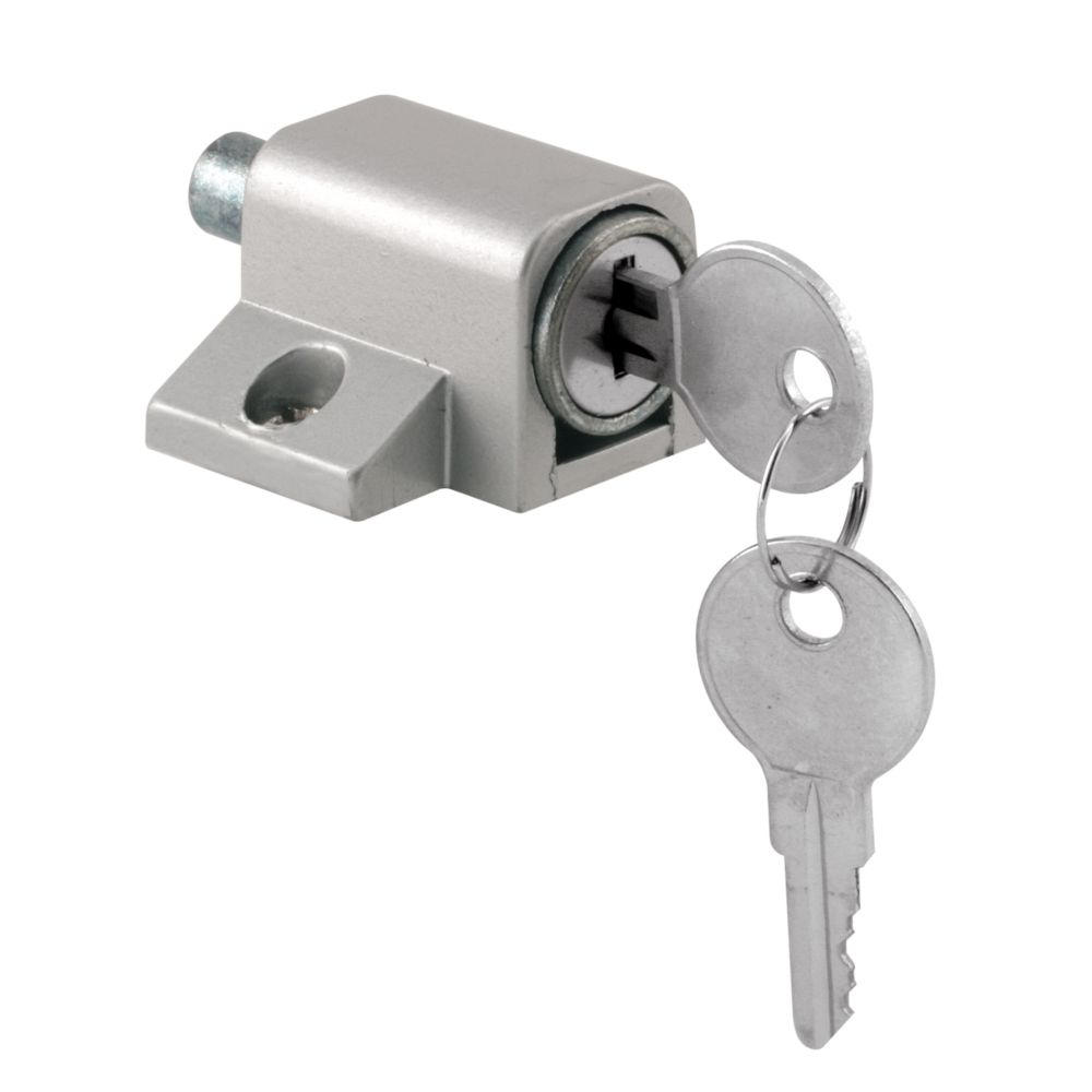 Keyed Sliding Door Lock