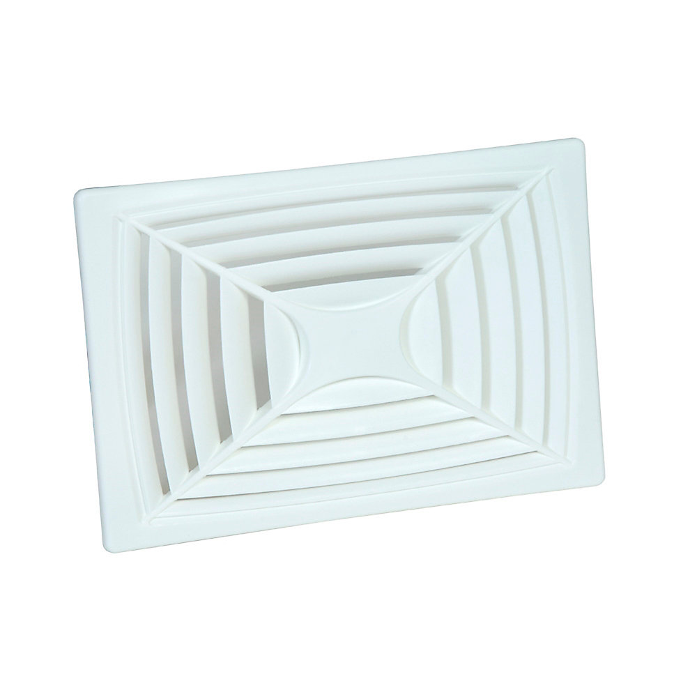 "Duct connector baffle 8""x12"""